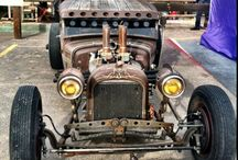 Rat rods / by Cody Hobbs