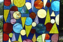 Stained Glass/Mosaic / by Nancy Vance