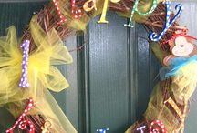 ~ DOOR Decor ~ / by Wendy Coltrain