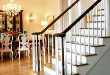Staircases / by Melinda Johnson Malamoco