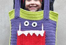 sew cute-knit & crochet / by Shelly Watts-Loos