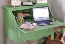 Desk Search 2014 / by Katie Blevins