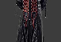 Men's Coats and Jackets / Gothic, Industrial, Cyber, Steam Punk trench coats and jackets. / by Rivithead