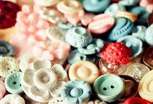 buttons / by Lori Schutte