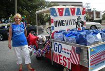 UWG Newnan Parades / UWG Newnan Parade Participation / by UWG Newnan