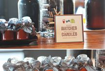 """""""Manly"""" Party / Mens birthday party ideas, decor and other inspiration / by Sendo"""