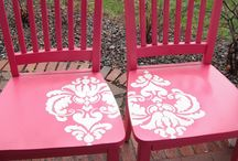 Furniture makeovers / by Amelia Goroff