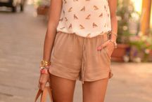 Summer/Spring Outfits / by Trini Chan
