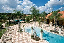 USA Resorts / CLC World's offering in the heart of the theme park capital of the world, Orlando, Florida!  / by CLC World