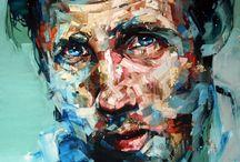 Portraits / by Jacqui Thomas