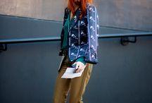 Street Style- Editors, Models, Celebrities, etc. / by JiaoJiao Srigley