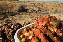 Namibian BBQ, food, drink & more! / A quintessential Namibian experience is the family braai or barbecue! Discover Namibia's culinary traditional treasures here!  / by Namibia Tourism Board