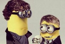 Minions / by Emily-Suzanne Ford