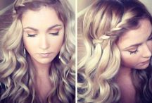 Hairstyle / hair / by Huckleberry Living Design