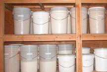 Be Prepared (Food Storage) / by Alea Bunker
