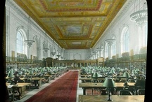NYPL Photos / Cool photos of The New York Public Library. / by New York Public Library