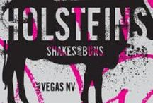 Holstein's Shakes & Buns: Vegas Restaurant / by iPartyinVegas