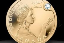 Art Numismatic (Coins) Canada / by Vera S