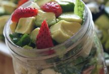 Lunch Ideas / by Sharon Franks
