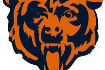 The Bears!!!! My Team!!!! / by Dana Harrison-Osswald