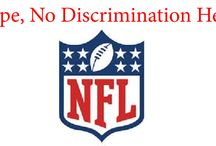 @NFL4CHRISTIANS / @NFL4CHRISTIANS: IS THE NFL AND OBAMA ADMINISTRATION ANTI-CHRISTIAN? NFL Affirms League Anti-Discrimination Policies? R. Mills, T. Tebow & V. Young Disagree! #TIMTEBOW #VINCEYOUNG #TEAMSOUL #CHRISTIANS #SUPPORT #CHRISTIANS  / by Richard Mills Warns U.S.A.