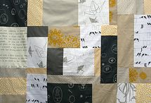 Patchwork and quilts / by Emma Collins