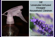Cleaning Naturally / by Heather