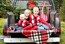 Christmas Card Photo's - Truck / by Linda Stevens Cullen