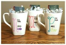 Teacher gifts / by Michelle Petri