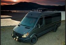 Mercedes Vans / by Kleyn Trucks