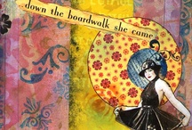 art journaling / by Kay Slifkin