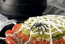 Halloween party ideas / by Jenna Creek