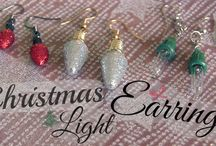 Christmas DIYs / DIY projects that I have made for Christmas. / by Sarah Takacs