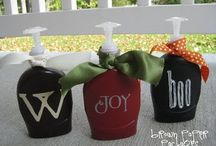 Holiday DIY & Crafts / by Adrienne Buckles