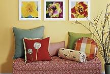 La Oficina / Decorative items for my creative space. / by Miranda Hale
