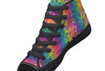 Funky Shoes / A selection of funky shoes from my Gift Shops / by Pixie Copley - Photography & Art By Pixie