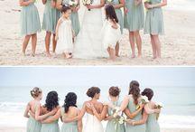 Beach wedding / Summer / by Savannah Bolton