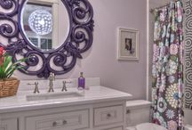 Bathroom Ideas / Ideas for decorating the bathrooms in our new home.  / by Toni Gregory