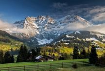 Liesl's Mountain Village / by Ilka Ingleton