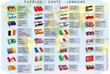 Banderas de Países o Estados / by Carolina Abarca