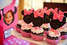Minnie mouse party! / by Kraigen Macphee