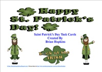 St. Patrick's day / by Lisa Defonte Arp