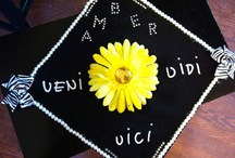 Graduation Cap Ideas / by Kerri Drumhiller