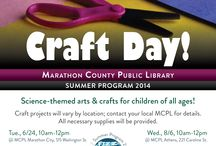 2014 MCPL Events / Check out our library events! For a full listing of current MCPL events, please visit http://mcpl.us/events/ / by Marathon County Public Library