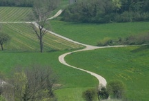 Route, road, strade... / by Yves Landry