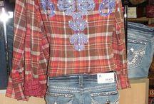 Women's Roar Shirts  / by Skip's Boots