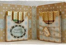 Pretty Paper Crafts / Hand Made Cards, Tags, & 3-D paper goodness / by Grace Nywening