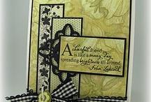 CRAFTS - CARDMAKING / by Lorraine Somcher