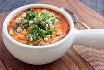 soups, stews, and chili's / by Stacie Barger