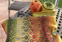 Crocheting & Knitting / by Mary Torrey